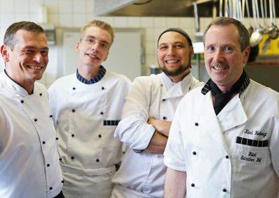 Estricher Hof - Team Küche