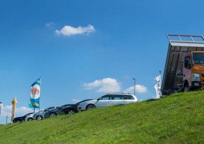 Businessfotos Autohaus Fotografin Trier
