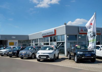 Businessfotos für Autohaus Website von Fotografin Trier