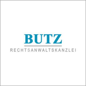 Referenzkunde Webdesign Butz Rechtsanwalt