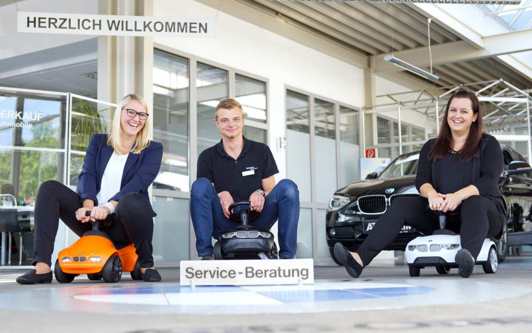 Responsive Webdesign für Auto Orth