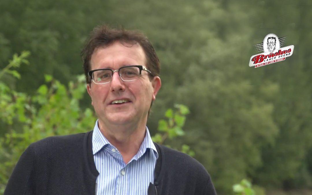 Testimonial: Christoph Brüske, Kabarettist