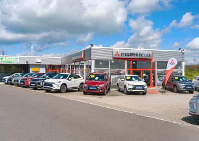 Fotoshooting Autohaus Buschmann