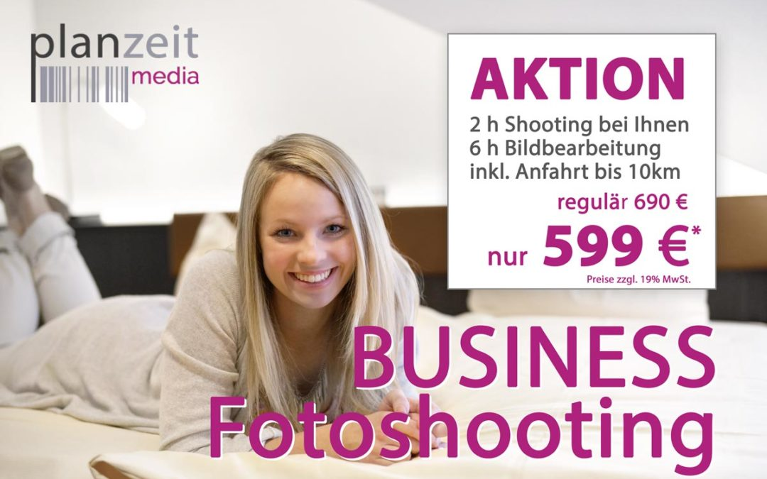Aktion Business Fotografie Unternehmensfotos