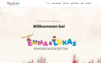 Neue WordPress Website für KiTa