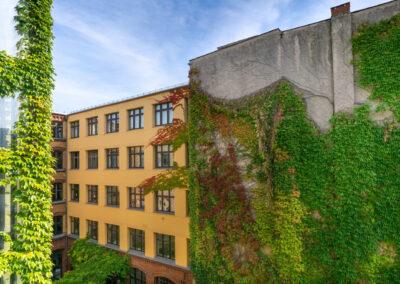 Gewerbehof Bülowbogen Berlin Business Fotografie